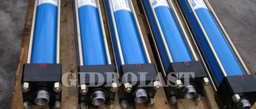Гидроцилиндры для нефтяников и газовиков