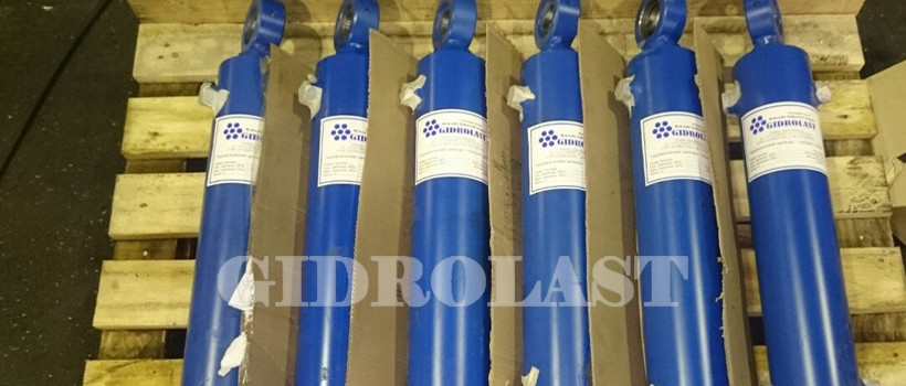 Заказ гидроцилиндров для нефтяного месторождения