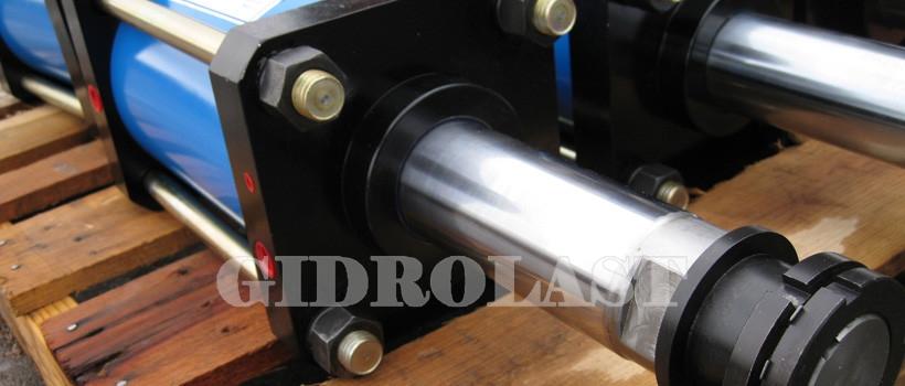 Гидравлические цилиндры для специального транспорта