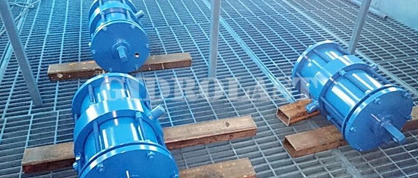 Гидроцилиндры для металлургической промышленности